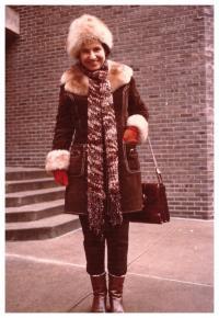 1972 - Ruzena in Philadelphia