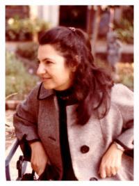 1968 - Ruzena, California, detail
