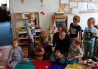 Kindergarten for Hungarian children in Prague