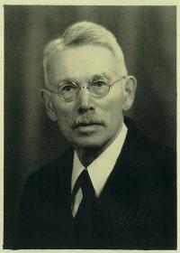 František Hrnčíř, grandfather from her mother´s side