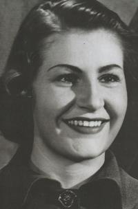 Civil portrait, about 1951