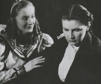 Playing Hanka, Morality of Ms. Dulska, State Film Theater, 1950
