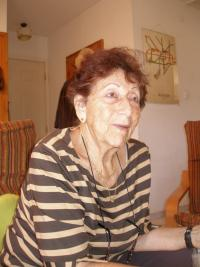 Eva Adorian, November 2013