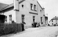 The family inn / Bolatice 1943