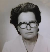 Manželka Ludmila Komendová