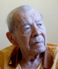 Oldřich Komenda v roce 2016