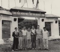 expedition in Vietnam Nhung left, Vladimir Nechyba thirth from left
