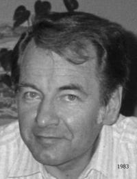 Jiří Březina v roce 1983