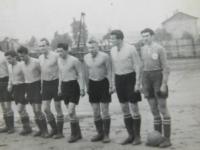 Robert Birnbaum ve fotbalovém týmu