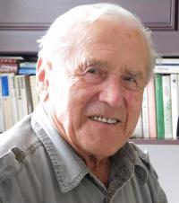 Viktor Hnízdil v roce 2016