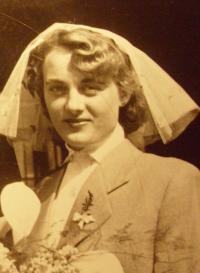 Olga in 1953