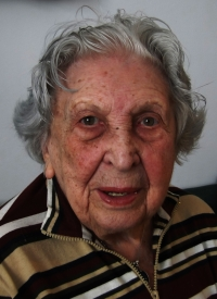 Portrait photo of Věra, 2017
