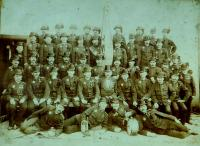 The regiment of mountain hunters from Šumperk for the 1st World War