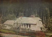 Dům rodiny Jaroslava Knápka na Drozdovské Pile