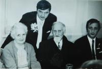Rodiče Ludmila a Jaroslav Knápkovi
