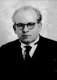 František Schwarz - father