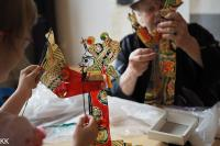 Chinese marionettes