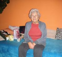 Olga v roce 2012