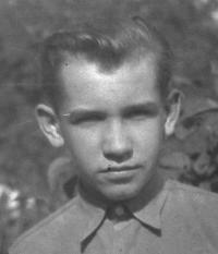 1952 - portrait photo