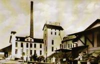 1970 - factory in the Rohatec colony, in whose vicinity Zdeněk spent  his entire life