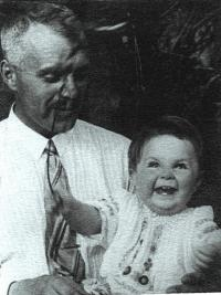 Uncle Surik (he sat in the gulag 7 years) and Natalie
