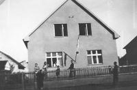The House in Uzhorod, the last residence of Natalia family in Uzhorod