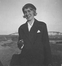 Cilka Mavromatis, Jewess, who saved parents of Natalie