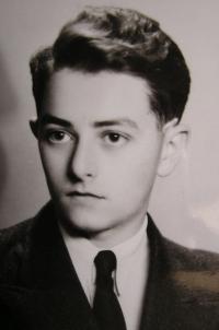 Miloš Pick December 1941