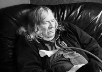 Ivan Martin Jirous, sleeping poet