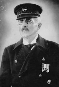 Josef Rössler, pradědeček