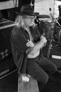 Ivan Martin Jirous, Trutnov 2010, listening to Dáša Vokatá