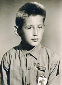 Karel Havelka, around 1960