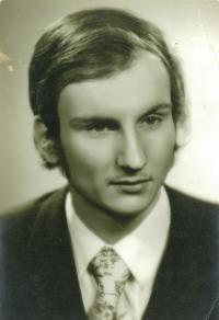 Vlastimil Bartoš v roce 1975