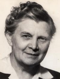 Matka Eleonora Frankenbergerová roz. Rebenteigerová z Blankenfeldu
