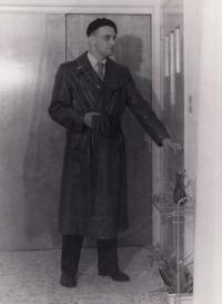Zdeněk F. Daneš v USA, po r. 1963