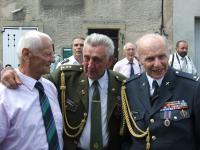 Tichomir Mirkovič, Václav Kuchyňka and Pavel Vranský in Darney in 2008