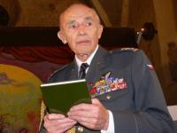Pavel Vranský na přednášce ve Strakonicích (15.9.2014)