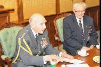 Pavel Vranský at the Ministry of Defence (2014)