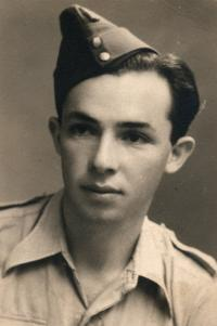 Pavel Vranský - period photo