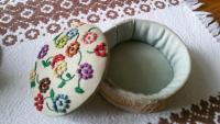 Present from mum (made in prison in Terezin)