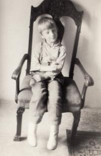 Tomáš Císařovský v roce 1967
