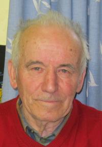 Brother Rudolf Hadwiger in 2011