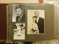The album, her sister Anna, he was taken to Siberia, where she spent eight years of his life. Wedding photos and son Wolfgang