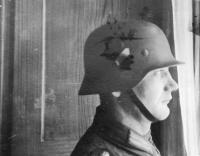Uncle Franc Appel, who died in the Wehrmacht