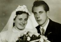 Wedding photos of Vilma and Jan Pup