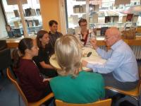 Jaroslav Vetter Meeting the Pupils Team (2016)