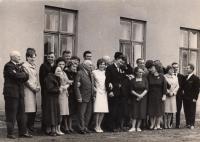 ensemble of Chomutov (around year 1962)