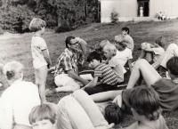 Bible seminar (70s/80s)