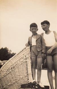 Hanuš and Štěpán Gaertner