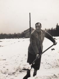 Erich Gaertner, father